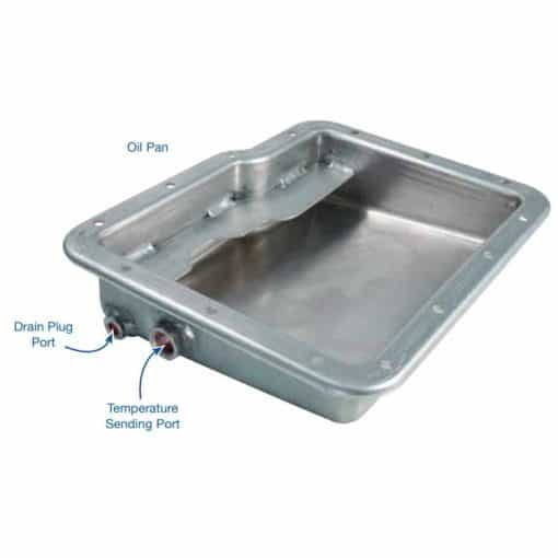 Sonnax 28801-S Powerglide Oil Pan