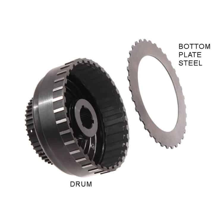 Sonnax AODE/4r70w High Capacity Forward Clutch Drum Kit - 76655-01K