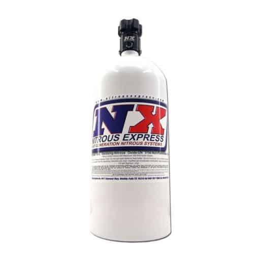 NX 11100 10 lb bottle with Lightning 500 valve
