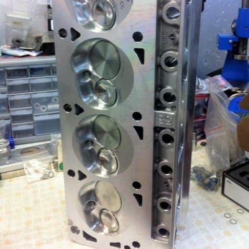 Optional CNC Softening
