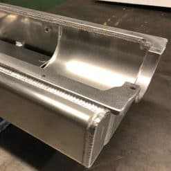 Fabricated Oil Pan Front Kickout