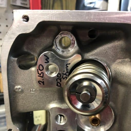 VR318 Brodix Neal Small Block Ford Heads