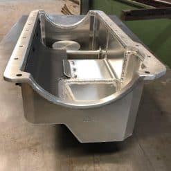 VR-1063 Dual Sump 351C Aluminum Oil Pan