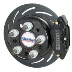 Strange Pro Series II Rear Brake Kit 2pc Rotor