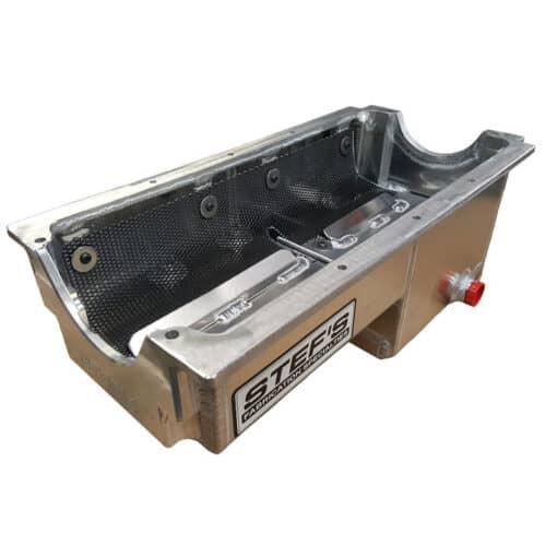 VR1131 SBC Rocket Block External Wet Oil Pan