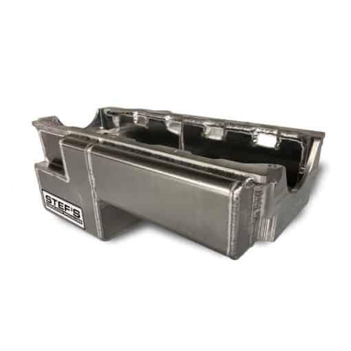 SBC Fabricated Aluminum Oil Pan External Wet Sump VR1101EX